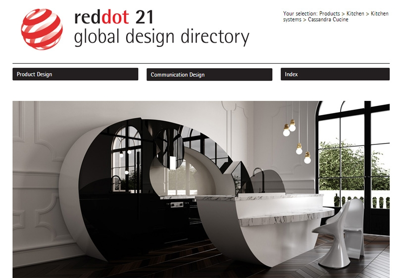 RED DOT Design awards Directory